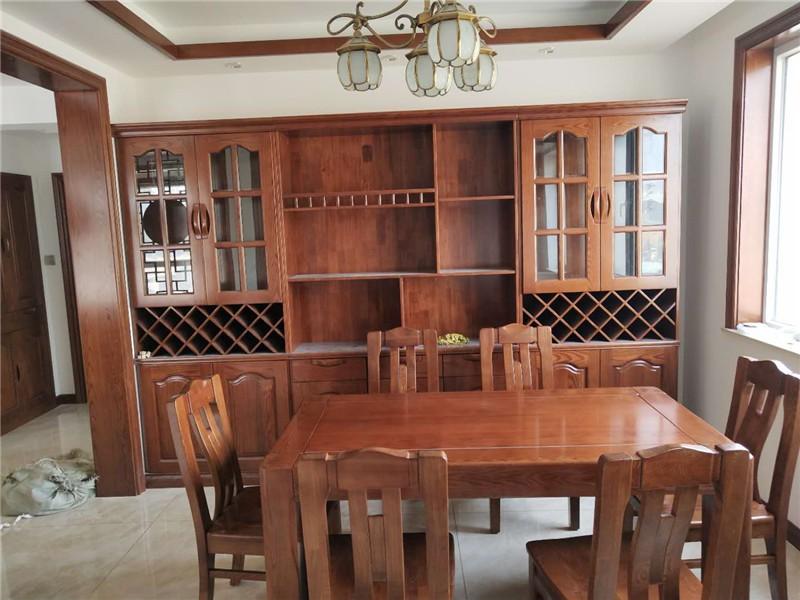 高区中式家具