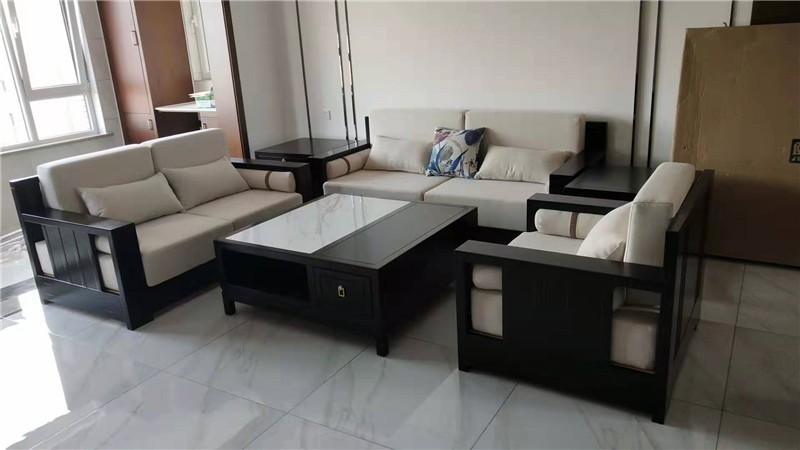 高区新中式家具