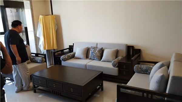 烟台新中式家具